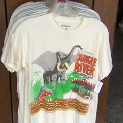 Adventureland specific merchandise