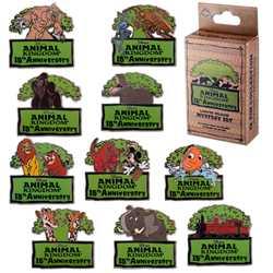 Disney's Animal Kingdom 15th anniversary merchandise