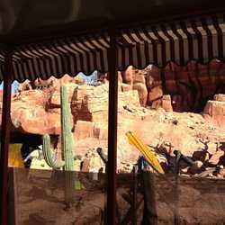 Big Thunder Mountain Railroad refurbishment