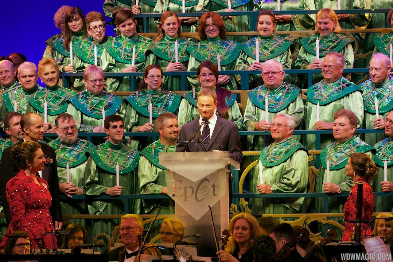 Candlelight Processional - Gary Sinise narrator