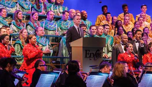 Is a Candlelight Processional Dining Package necessary ...