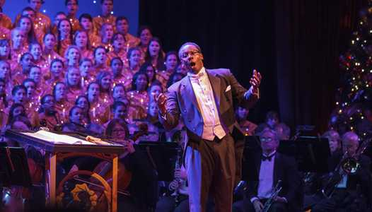 News: 2014 Disney World Candlelight Processional Narrators