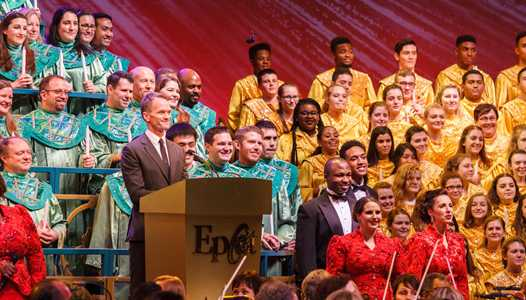 Disney reveals narrators for Candlelight Processional