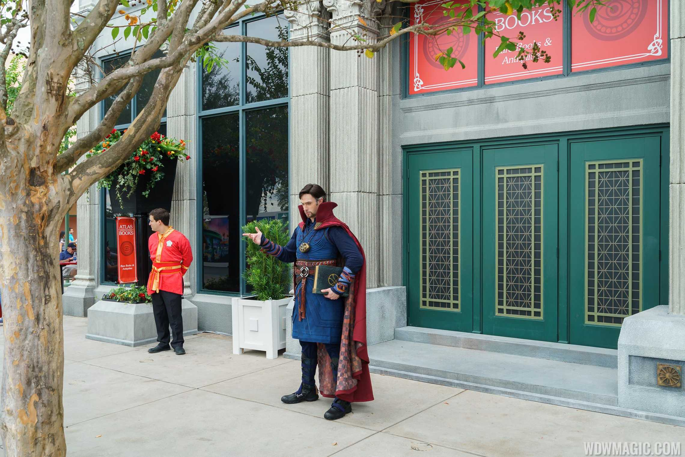 Doctor Strange at Disney's Hollywood Studios
