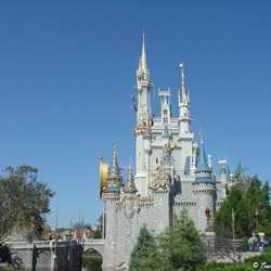 Cinderella Castle overlay now complete