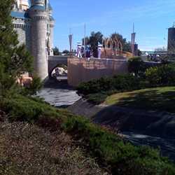 Cinderella Castle refurbishment
