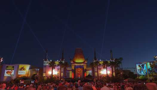 VIDEO - Disney Movie Magic debuts at Disney's Hollywood Studios