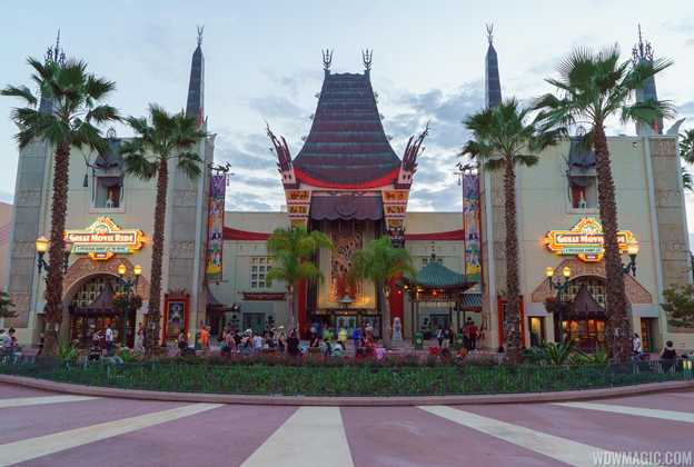 Disney's Hollywood Studios overview