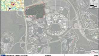 Exploratory geotechnical borings for new Epcot retention pond suggest new projects are in the works