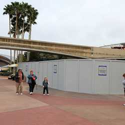 Monorail beam refurbishment