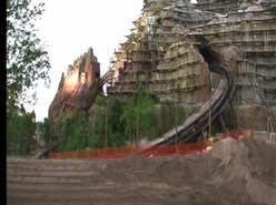 Expedition Everest testing