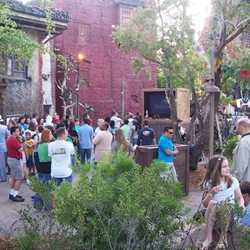 Expedition Everest grand opening event