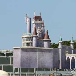 Beast's Castle construction
