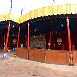 Storybook Circus park area