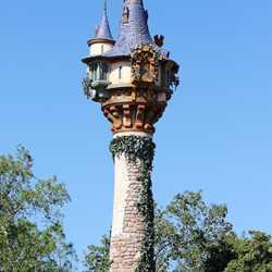 Tower joins New Fantasyland restroom area