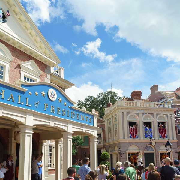 The Hall of Presidents
