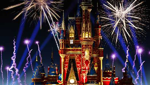 VIDEO - The Making of the new 'Happily Ever After' nighttime spectacular