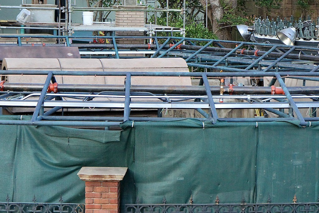 Queue refurbishment