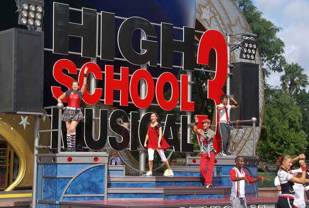 High School Musical 3 show
