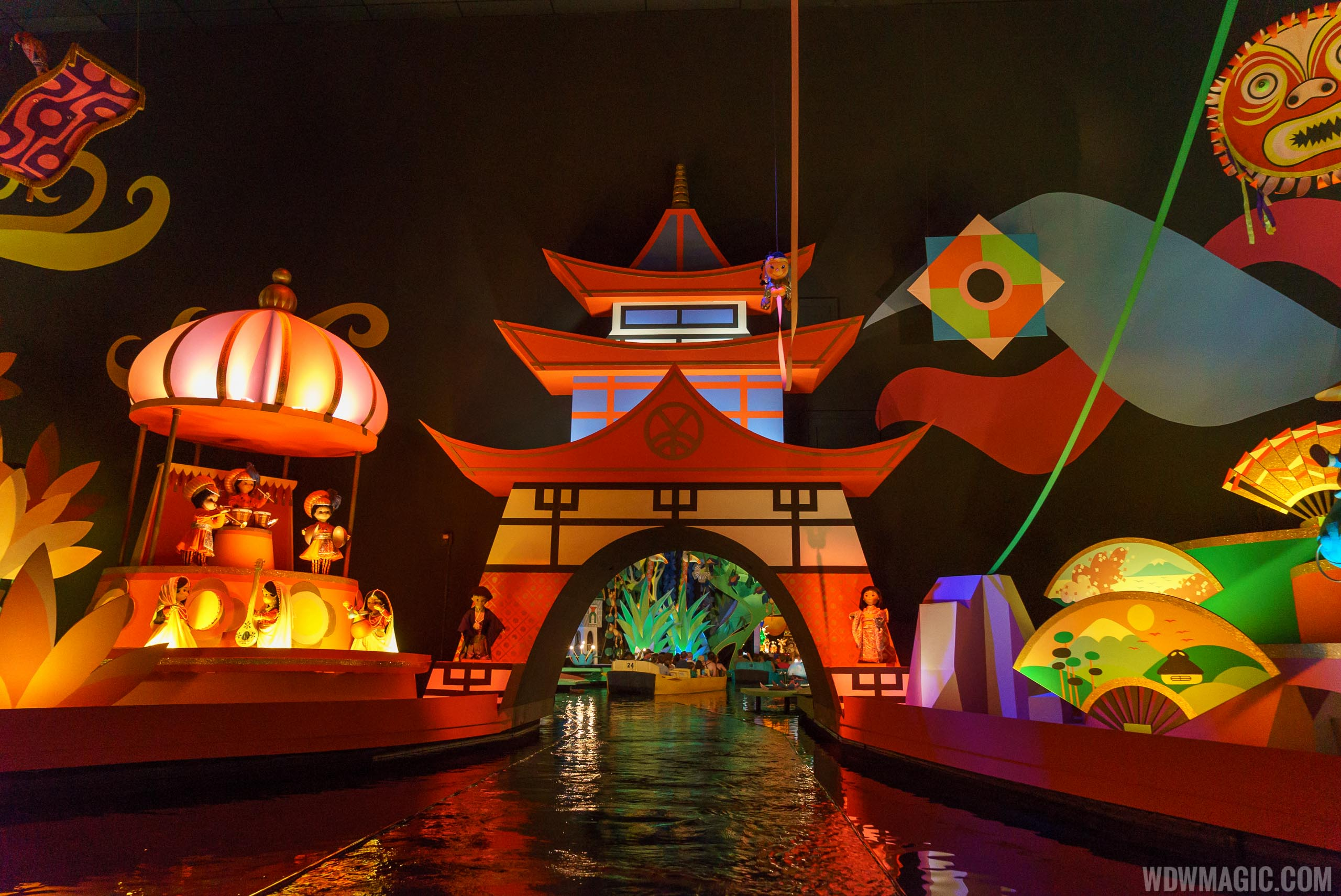 It S A Small World Closing For Refurbishment This Summer