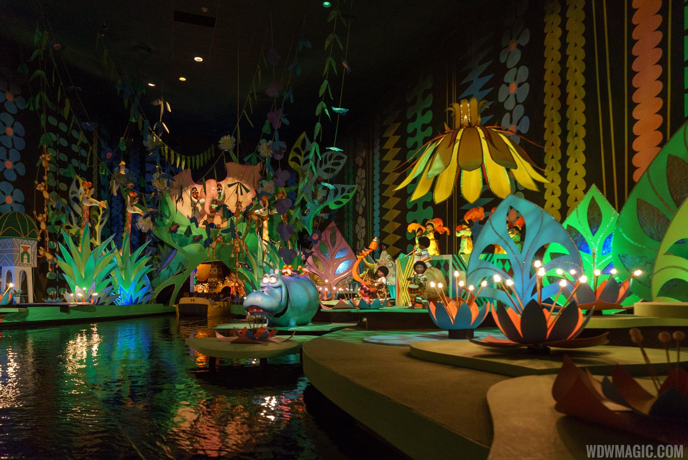it's a small world overview