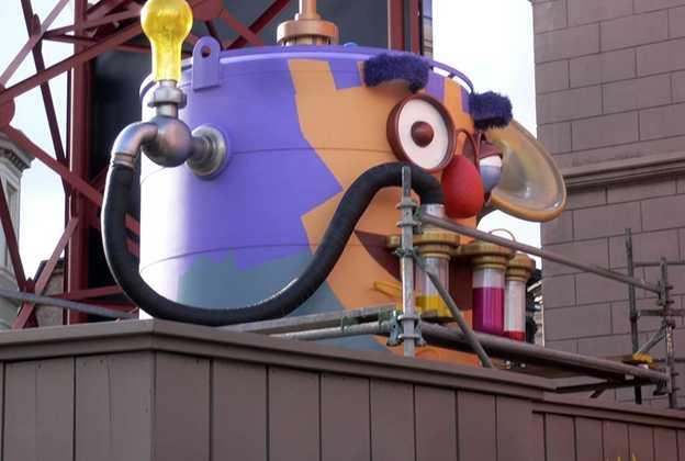 Top Secret FX Gen-R8-R installed in the Muppets queue