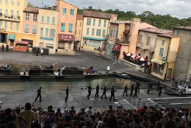 Final show at Lights Motors, Action Extreme Stunt Show