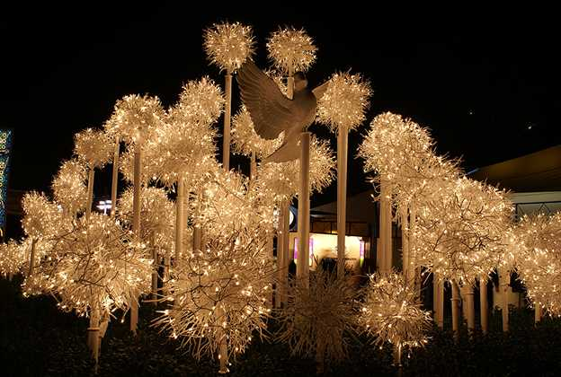 Lights of Winter display 2007