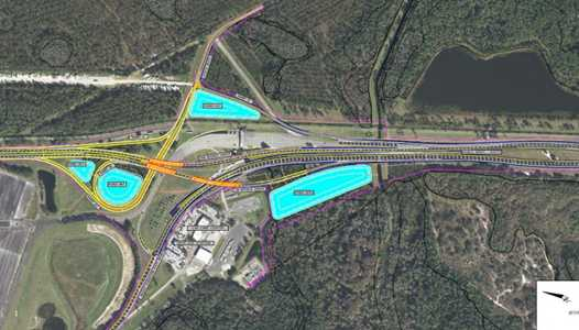 Major redevelopment of World Drive near to the Magic Kingdom entrance planned