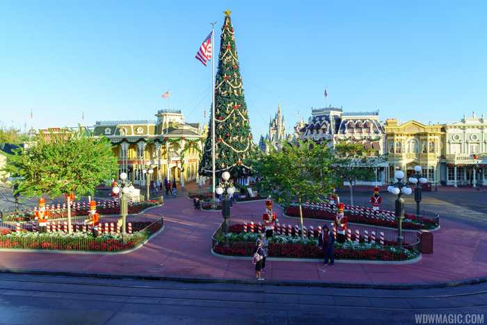 New Magic Kingdom rope drop procedure