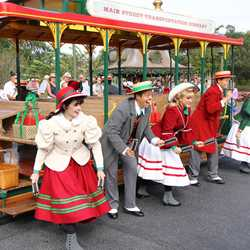 Holly Jolly Trolley Show