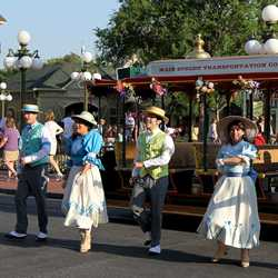 Main Street Trolley Show