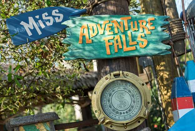 Miss Adventure Falls first look