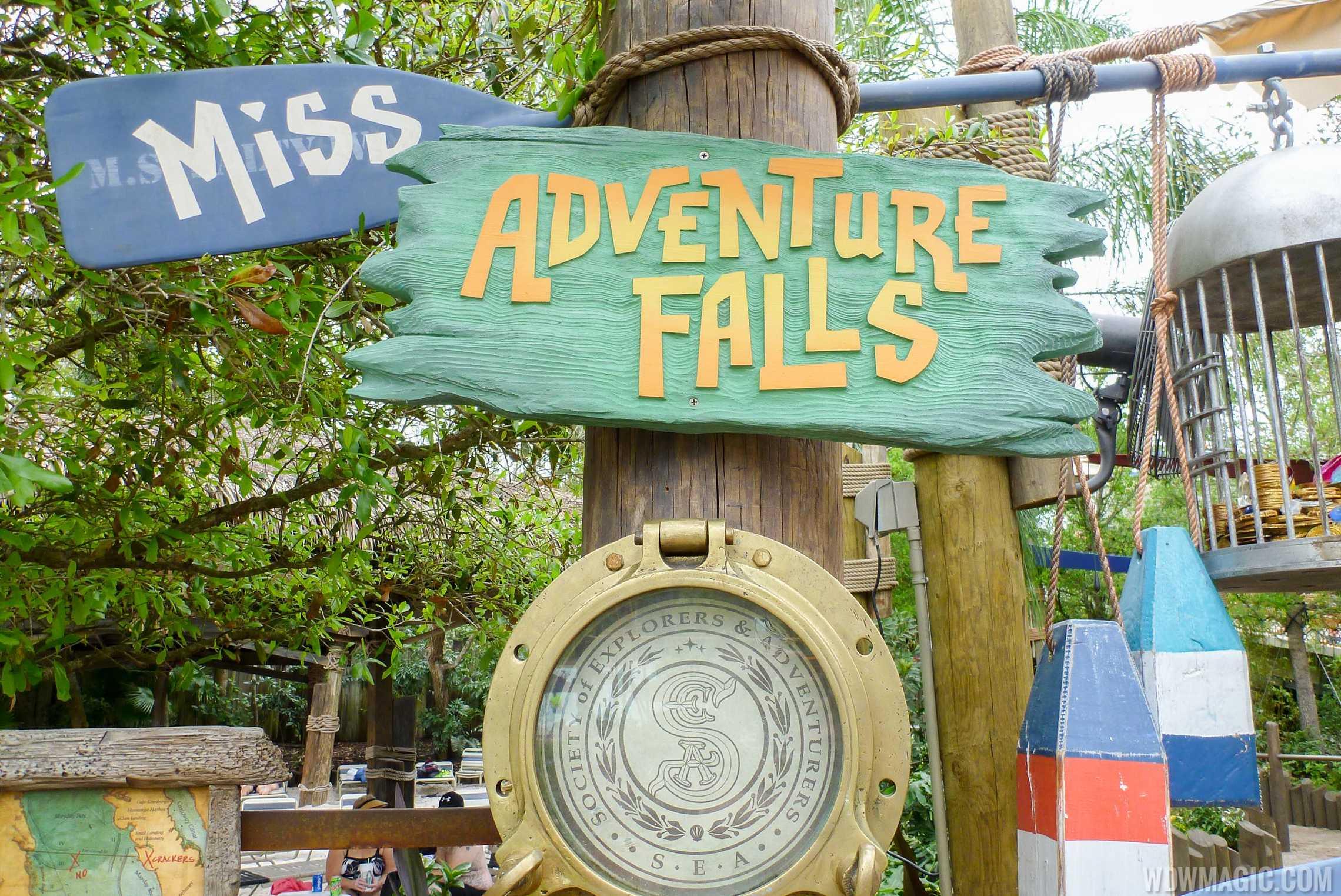 Miss Adventure Falls