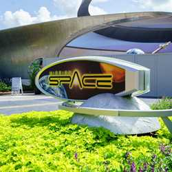 Mission SPACE refurbishment