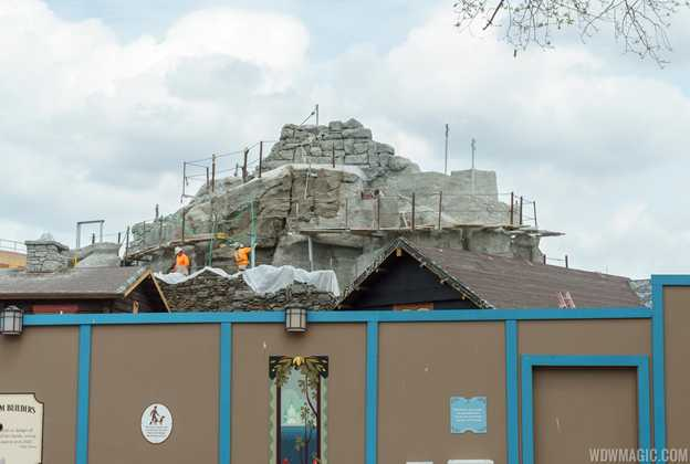 Royal Sommerhus construction
