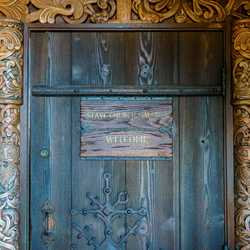 Stave Church Norsk Kultur - Inspiration for Disney Frozen