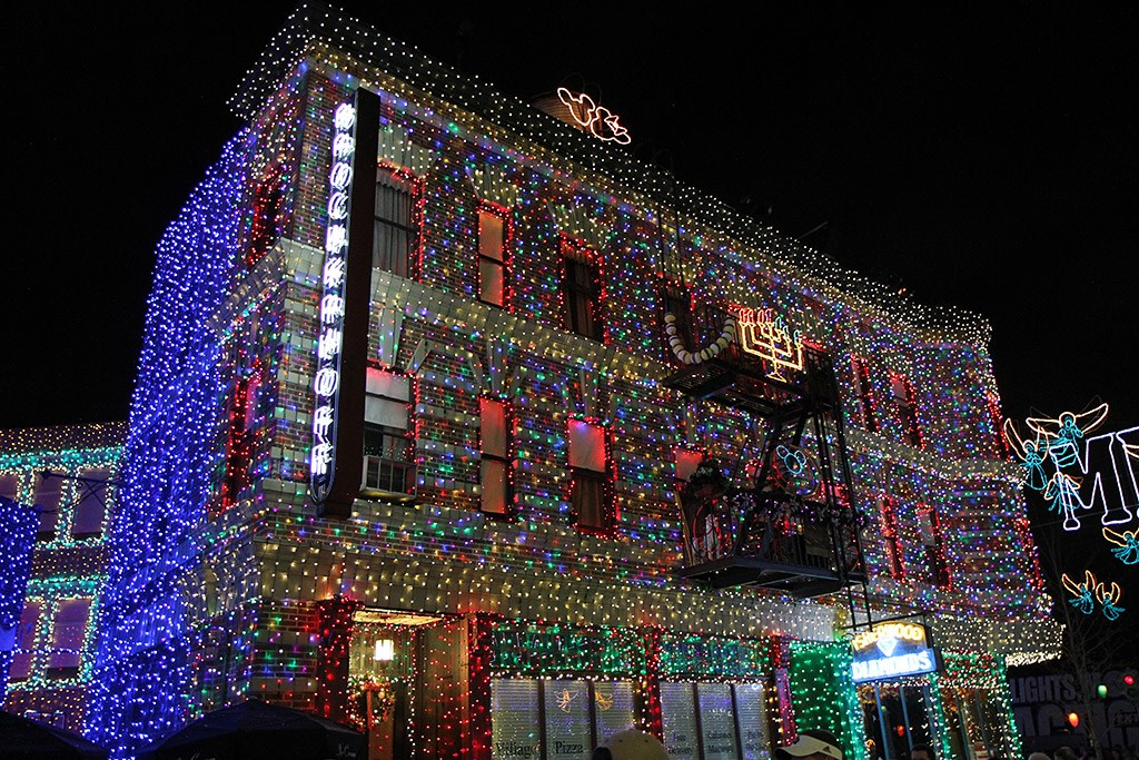 Osborne Family Spectacle of Lights 2009 show