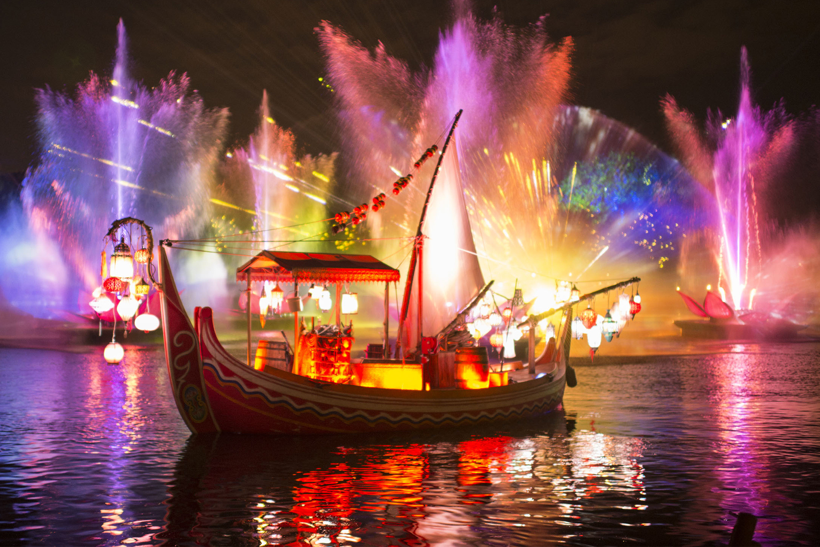 video rivers of light at disney s animal kingdom