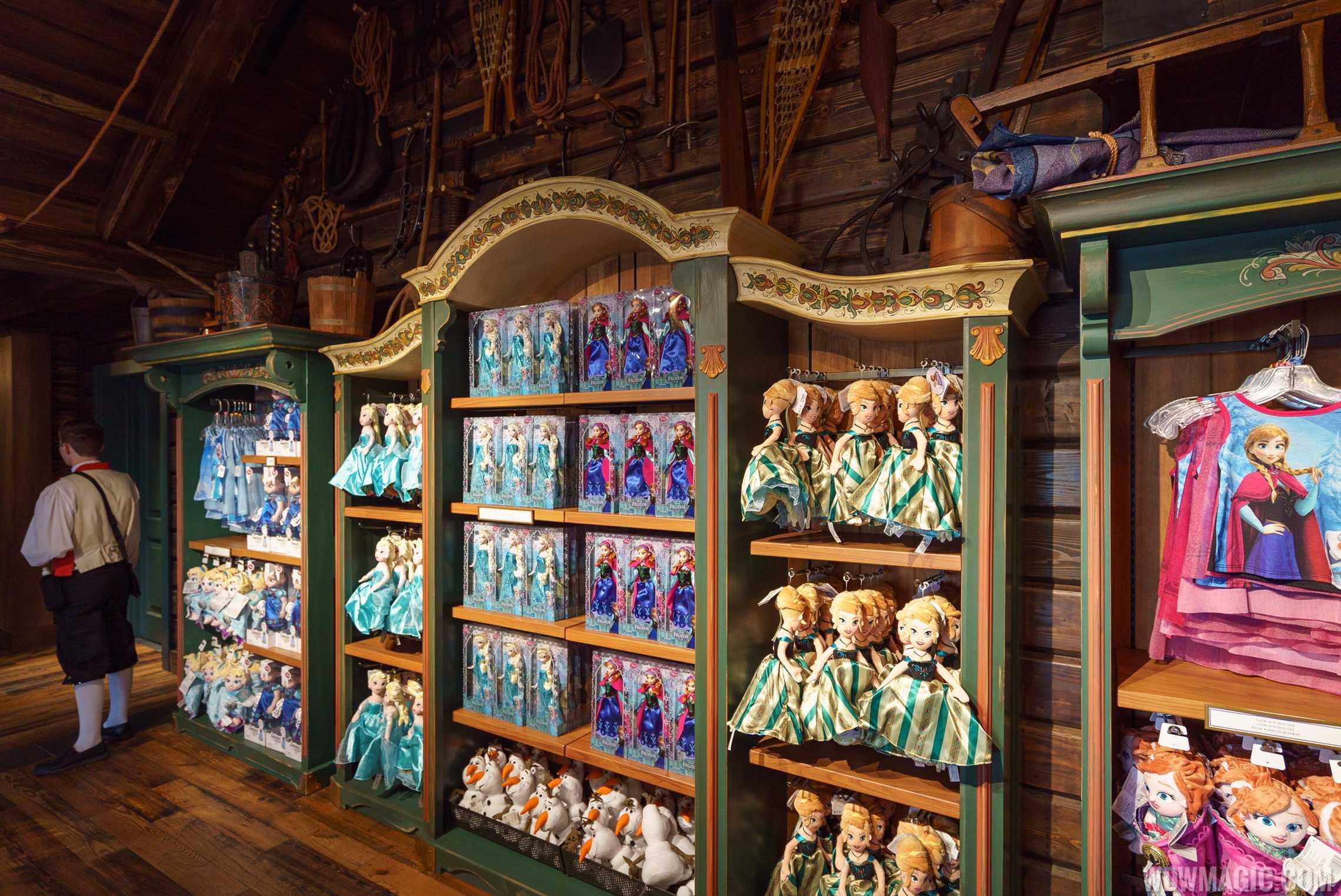 The Wandering Reindeer merchandise
