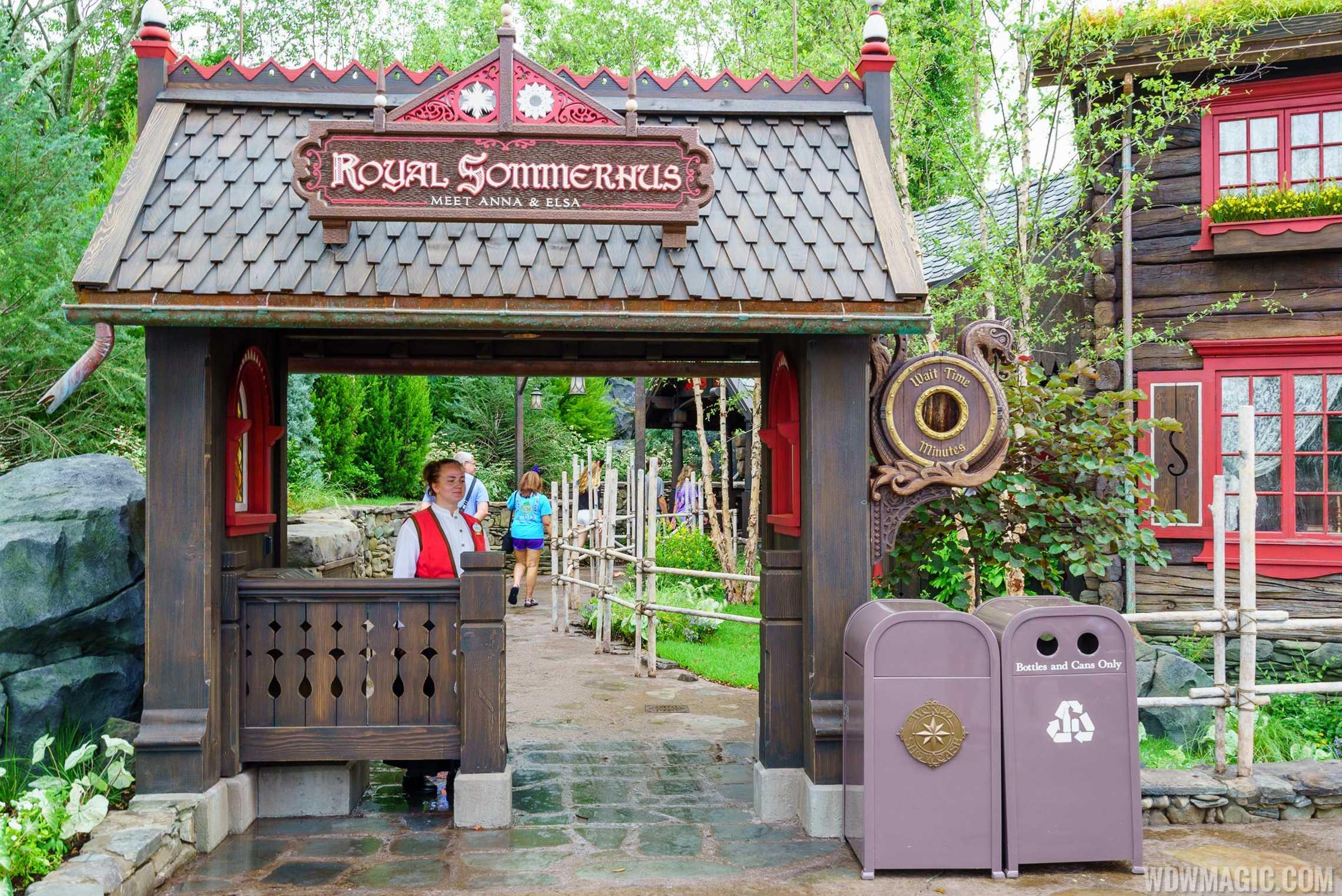 Royal Sommerhus entry