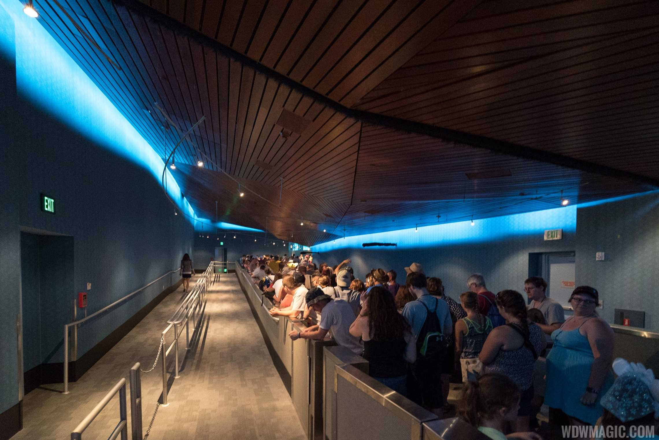 Soarin' reopens after refurbishment