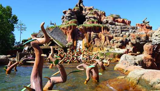 Splash Mountain closing for a 1 day refurbishment in December