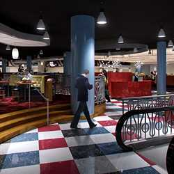 Splitsville interior concept art