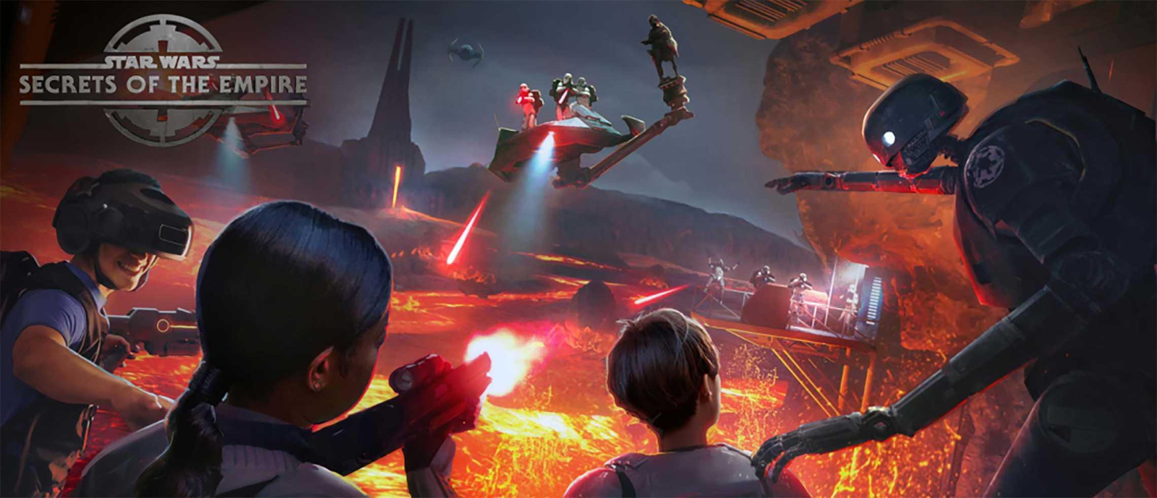 Star Wars - Secrets of the Empire
