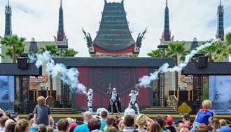 Star Wars - A Galaxy Far, Far Away set for early July reopening