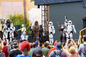 Star Wars - A Galaxy Far, Far, Away returns to Disney's Hollywood Studios