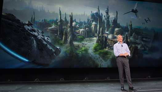 Disney survey hints at boutique Star Wars Resort with premium experiences