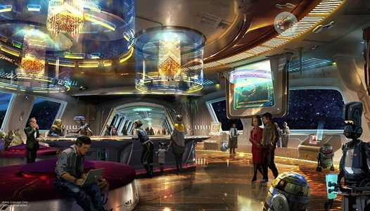 Star Wars themed resort confirmed for Walt Disney World as part of new Disney 360 vacation concept