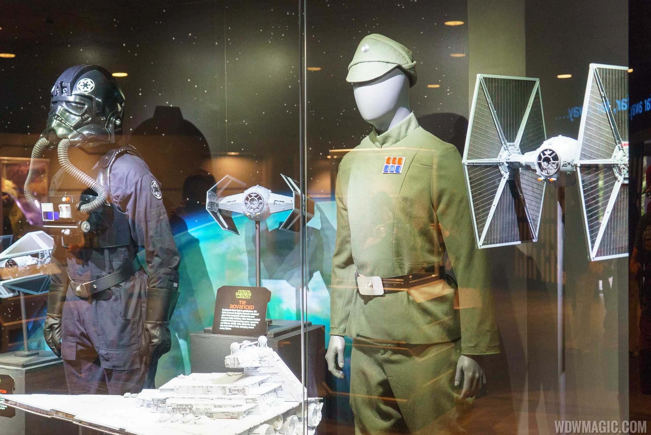 Star Wars Launch Bay - Celebration Gallery costumes